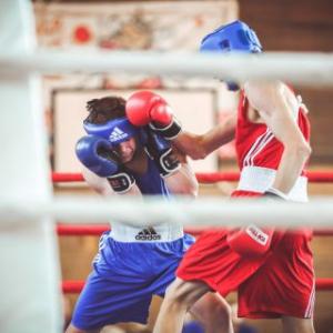 Турнир по боксу в городе Вельске