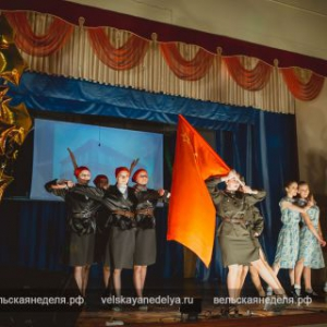 Юбилейный концерт коллективов Дома детского творчества
