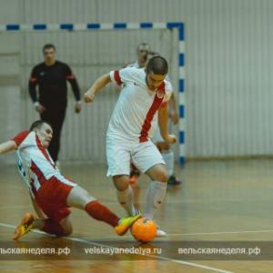 Чемпионат Архангельской области по мини-футболу в фотографиях